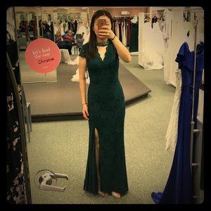 Prom Dress for pear shape